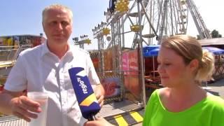 preview picture of video 'ULMER VOLKSFEST 2013 | VOLKSFESTKÖNIG | 18.07.2013'