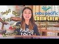 Cebu Pacific Cabin Crew Recruitment Process 2019 (Tips and Hacks!)