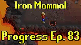 Oldschool Runescape - 2007 Iron Man Progress Ep. 83 | Iron Mammal