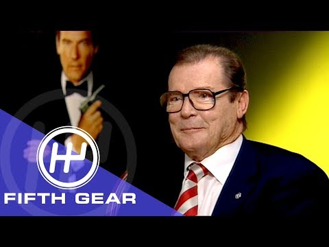 Fifth Gear: Top 5 James Bond Car Chases Featuring Roger Moore