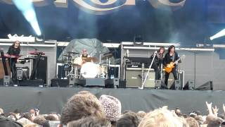 Europe - Scream Of Anger (live at Hellfest 2013)
