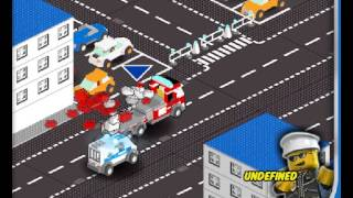 Play game Lego City Police Chase