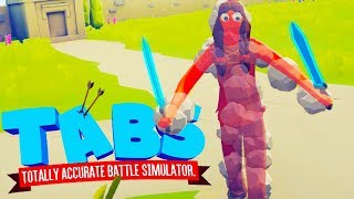 Mythical Blink Dagger Assassin Is Amazing in Totally Accurate Battle Simulator (TABS)