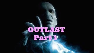 WHERE IS THAT KEYCARD?!?! Outlast (Part 1)