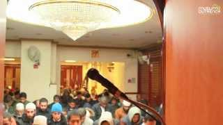 preview picture of video 'Shaikh Abu Bakr Shatri - Ishah Salah At Kingston Masjid'