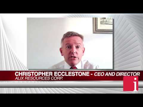 Ecclestone on Alix Resources and the value-added chain of lithium