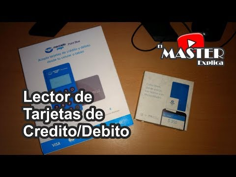 Lector de Tarjetas de Credito/Debito