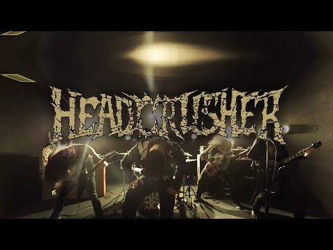 Headcrusher - In a Sea of Death