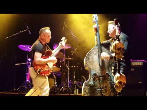 Rockabilly Three uit Eindhoven treedt op bij nieuw evenement van Nirwana
