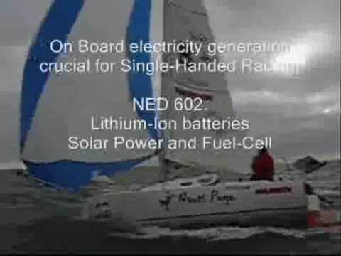Robert Rosen Jacobson Overview Mini-Transat