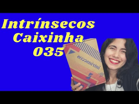 Unboxing Intrínsecos 035 ???