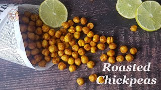 Instant Pot Indian Roasted Chickpeas / Air Fryer Roasted
