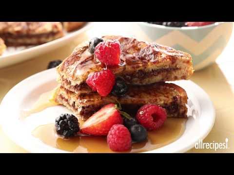 How to Make Nutella-stuffed French Toast | Breakfast Recipes | Allrecipes.com