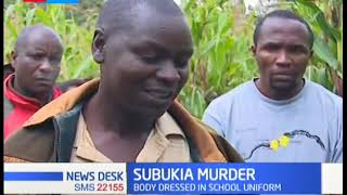 Subukia Murder: A female student found killed in Nakuru County