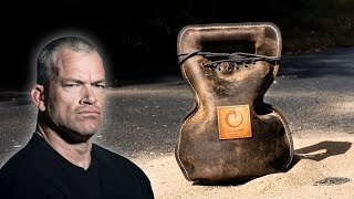 Jocko Willinks Leather Kettlebell. A Review.