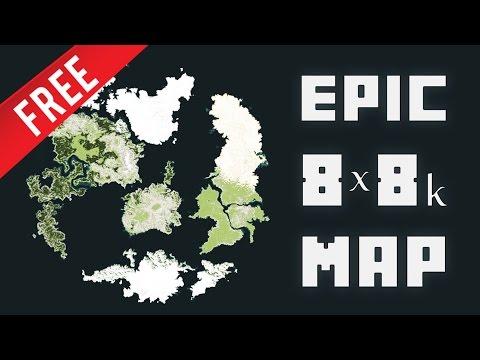 Epic minecraft world 8x8k download minecraft project epic minecraft world 8x8k download gumiabroncs Gallery