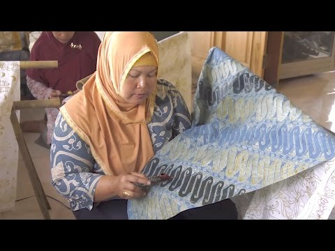 Batik Of Java: A Centuries Old Tradition