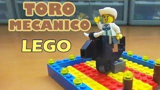 Como hacer un Toto mecanico Lego (Mr :P)