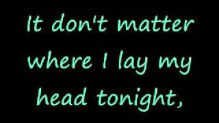 Your Arms Feel Like Home by 3 Doors Down - Lyrics