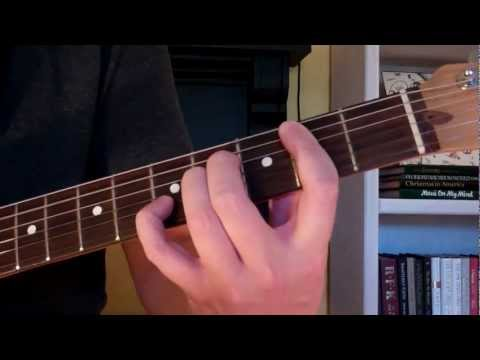 How To Play the Bsus4 Chord On Guitar (B suspended fourth)