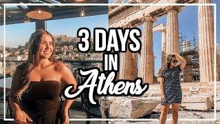 IM BACK!!! Athens, Greece!