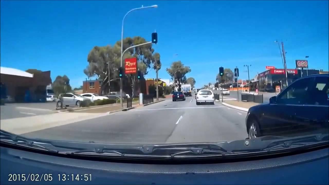 Aussie Dashcams: Can You Tell A Bad Driver By Their Car?