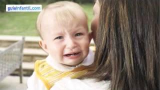 ¿Por qué los bebés están tan irritables cuando les están saliendo los dientes?