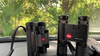Leica Ultravid 8x20 BCL Pocket Binocular review by Dale