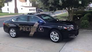 DNR Police car