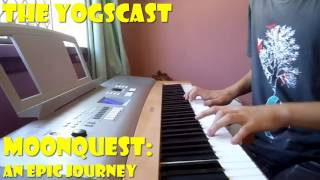 Moonquest: An Epic Journey - The Yogscast (Piano Cover)