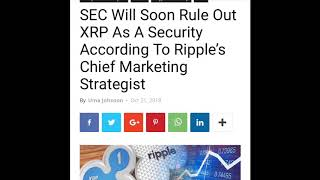 Ripple/XRP: No SWIFT partnership? BTC , ETH feeling irrelevant?
