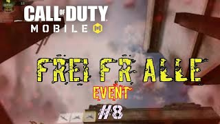 Call of Duty Mobile: #8 Frei für alle [Event] | PäddixxTV