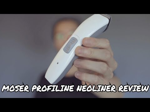 [UNBOXING] MOSER PROFILINE NEOLINER HAARSCHNEIDEMASCHINE | NUYÄN