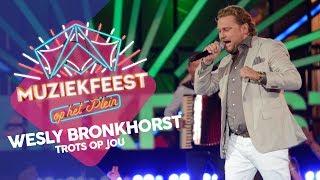 Wesly Bronkhorst   Trots Op Jou | Sterren Muziekfeest Op Het Plein 2018