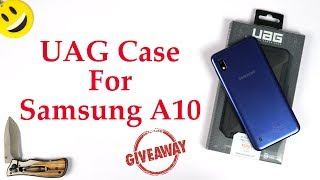 [Giveaway] UAG Case for Samsung A10