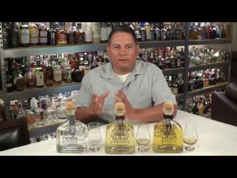 Review: Roca Patrón Tequilas (Silver, Reposado & Añejo)