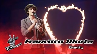 Francisco Murta - Gravity (Sara Bareilles) | Gala | The Voice Portugal