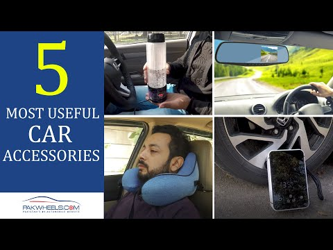 5 Most Useful Car Accessories On PakWheels