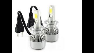 Светодиодные лампы ближнего света цоколь H7