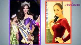 Miss Supranational 2014 Top15 Favourites-Parapadsorn Disdamrong from Thailand