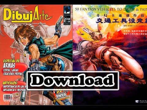Download: Pack How to Draw Vol. 5 (PDF)