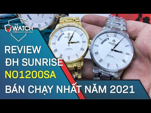 Top Đồng Hồ Sunrise bán chạy năm 2019
