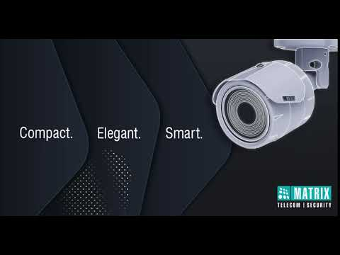Matrix Professional Series Bullet IP Cameras