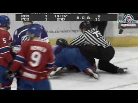 Mitchell McPherson vs. Colin Murray