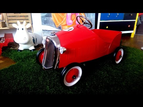Brulino - Tretauto Le Mans 1938 Red - review in HD