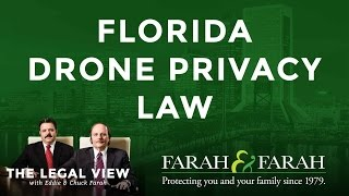 The Florida Drone Privacy Law Explained | Farah & Farah