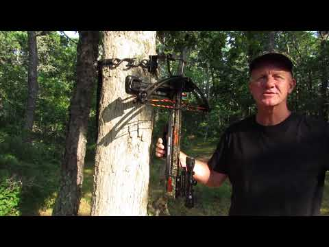 The CROSSBOW HANGER from Big Whitetail Dreams