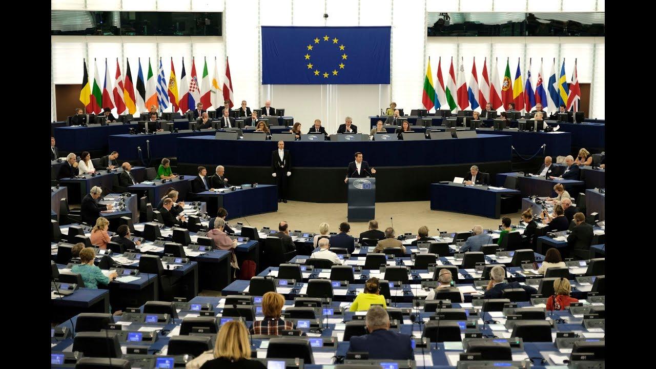 Ομιλία στην Ολομέλεια του Ευρωπαϊκού Κοινοβουλίου για το μέλλον της Ευρώπης