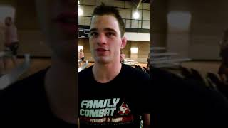 PYRAMID FIGHTS 6: Kyle Nolte (5-1) POST FIGHT INTERVIEW