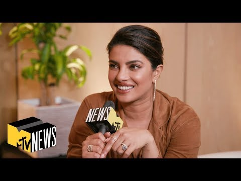 Priyanka Chopra Jonas on &#39The Sky Is Pink&#39 &amp Wanting SuperpowersTIFF 2019MTV News